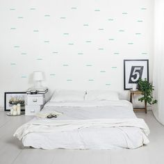 Ocean waves Wall decal / Wall waves Vinyl Sticker by MadeofSundays, €12.00