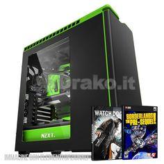 Drako Battlebox™ Vulthuryol, i7-5930K, GeForce GTX Titan Z, Intel X99 Edition