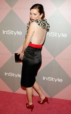 Anna Friel Photos Photos - Actress Anna Friel attends the 'Diamond Information Center and InStyle Luncheon' at the Beverly Hills Hotel January 10, 2008 in Beverly Hills, California. - Diamond Information Center and InStyle Luncheon