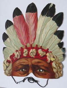 INDIAN CHIEF (SITTING BULL)