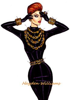 Black & Gold by Hayden Williams