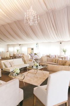 glamorous lounge space | Dark Roux #wedding
