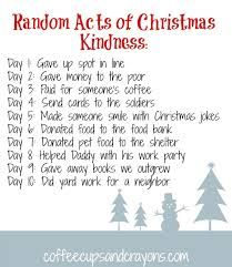 random acts of kindness ideas - Google Search
