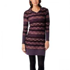 e259f8bc3de prana Meryl sweater dress in dark purple Stitch Fix Stylist