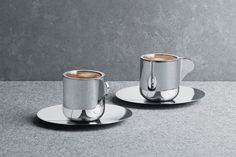 scholten & baijings: tea with georg for georg jensen