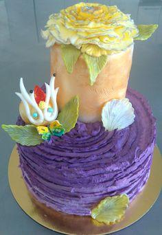 Trio Choco Cake