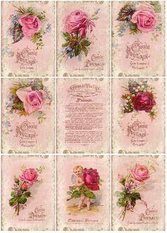 Roses Printable: