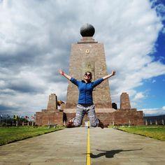 #mitaddelmundo #middleoftheworld #Hannahsadventures #Ecuador