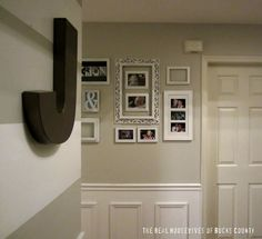 Welcome {to my New & Improved Entryway!} - East Coast Creative Blog