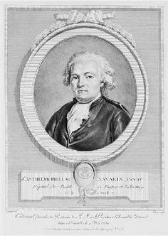 Jean Anthelme Brillat-Savarins Dinner Party Guide  Jean Anthelme Brillat-Savarin (1 April 1755, Belley, Ain – 2 February 1826, Paris) was a French lawyer and politician, and gained fame as an epicure and gastronome