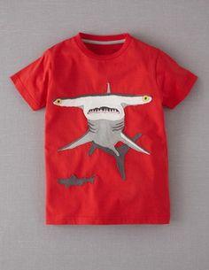 Big Appliqué T-shirt 1 1/2 - 2 yrs