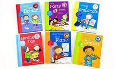 Groupon - Children's First Experiences 6-Book Bundle in Online Deal. Groupon deal price: $9.99
