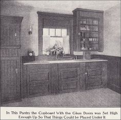 "A model kitchen"": Images of vintage kitchens, appliances, etc."