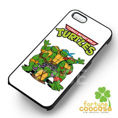 low priced 52681 b223b TMNT case Teenage Mutant Ninja Turtle -ssrh for iPhone 6S case, iPhone 5s  case