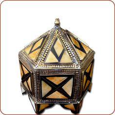 Moroccan jewelry box, Camel bone, Moroccan keepsake, Moroccan box ...
