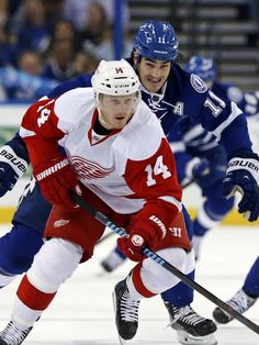 No one is picking the Red Wings to beat the Lightning Detroit Red Wings  #DetroitRedWings