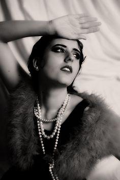 AÑOS 20 Rocío Olid - estilista / Fernando Mañas - fotógrafo
