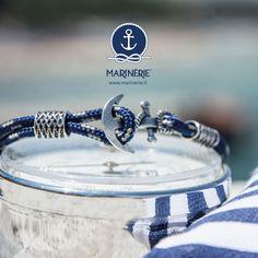 Sii sempre come il mare che infrangendosi contro gli scogli, trova sempre la forza di riprovarci. Visita il sito www.marineire.it e scopri uno stile unico. Iscriviti alla nostra newsletter per ricevere tutte le novità #marinèrie #braccialeancora #estate