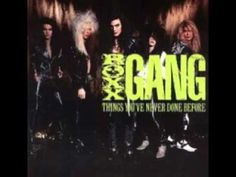 One of my Favorite Roxx Gang Songs!!  Roxx Gang - Red Rose (1988)