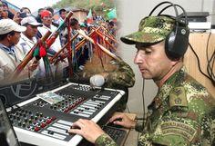 Emisora del Ejército no podrá mencionar a miembros de comunidades indígenas del Cauca [http://www.proclamadelcauca.com/2015/04/emisora-del-ejercito-no-podra-mencionar-a-miembros-de-comunidades-indigenas-del-cauca.html]