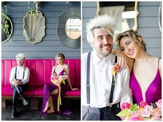 Colorful Wedding Inspiration at Saint Irene's on Be-Spoke Bride Wedding Couple Pictures, Wedding Couples, Dream Wedding, Wedding Day, Groom Wear, October Wedding, Couple Portraits, Color Of Life, Event Venues