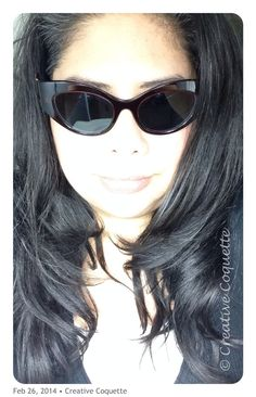 Me in my new Face à Face Bocca Rock 3 Sunglasses!!! I'm ready for summer!!