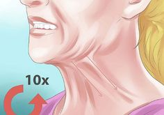 Il doppio mento non è soltanto un difetto estetico di chi è in sovrappeso. Infatti a causarlo contribuiscono anche l'età e la postura