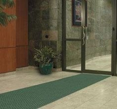 Superior 150 #aqua trap entrance mat. Aqua Trap is a unique yet highly functional indoor entrance mat with a molded bubble pattern that facilitates the scraping ...