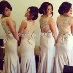 http://fashiongarments.biz/products/nude-pink-satin-sexy-mermaid-sheer-beaded-bow-sheer-back-bridesmaid-robes-2016-formal-dresses-for-weddings-vintage-prom-gowns/,              *Product Description*        Sexy Mermaid Sheer Beaded Bow Low Back Bridesmaid Robes 2016  Nude Pink Color   ,   , fashion garments store with free shipping worldwide,   US $145.00, US $145.00  #weddingdresses #BridesmaidDresses # MotheroftheBrideDresses # Partydress