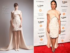 Tessa Thompson In Ashi Studios – 2014 Gotham Independent Film Awards