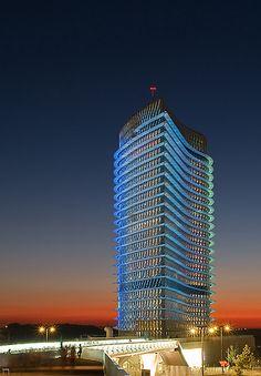Torre del Agua , Zaragoza