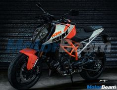 2017 KTM Duke 390 rendering provides unofficial first look