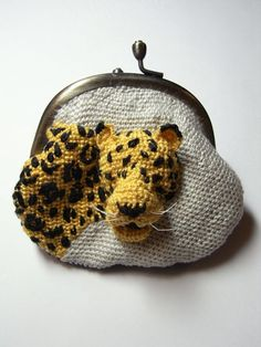 Tiger Purse ♡ by Hipota