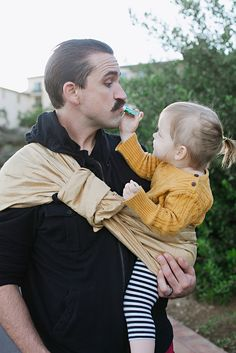the sling diaries: ivo and maja babywearing discovery! #sakurabloom