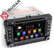 Android 5.1.1 7 Дюймов Dvd-плеер Автомобиля Для VW/Golf/Tiguan/Skoda/Fabia/Быстрое/сиденье/Leon/Skoda CANBUS Wi-Fi Gps-навигация Fm-радио Карта //Цена: $US $275.58 & Бесплатная доставка //  #gadgets #ноутбуки
