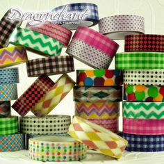 12 Rolls Glitter Washi Tape DIY Crafts Sticky Masking Tape Scrapbooking Gift Wrapping Decor Tapes 12 roll mixed color