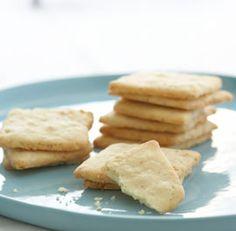Coconut Sables Recipe
