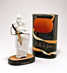 1938 D'Orsay Belle de Jour Perfume Bottle