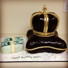 king's crown cakes | photo