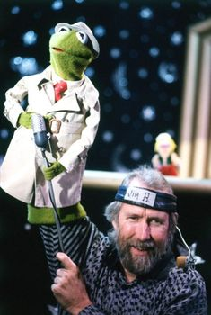 Thanks Jim Henson for giving joy to millions. The kids and adults in our family have been watching Sesame Street since 1969, generation after generation.