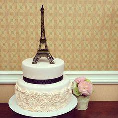 Paris Cake cakepins.com