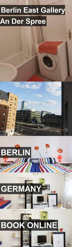 Hotel Berlin East Gallery An Der Spree in Berlin, Germany. For more information, photos, reviews and best prices please follow the link. #Germany #Berlin #travel #vacation #hotel