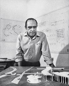 Oscar Niemeyer | 1907-2012