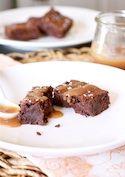 Salted Caramel Brownies - yes please!