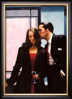 Jack Vettriano Contemplation of Betrayal 2001 painting is available for sale; this Jack Vettriano Contemplation of Betrayal 2001 art Painting is at a discount of off.