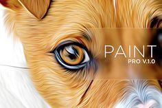 Paint Pro by ozonostudio on @creativemarket