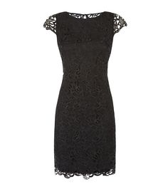 Alice + Olivia Clover Fitted Lace Dress