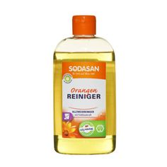 SODASAN ÖKO narancsolajos tisztítószer 500ml Okra, Mustard, Bottle, Food, Gumbo, Flask, Essen, Mustard Plant, Meals
