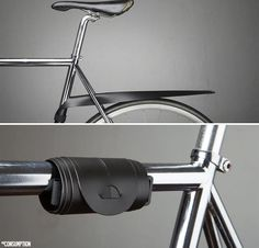 MUSGUARD Rollable Bicycle Fender