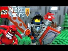 LEGO NEXO KNIGHTS Lego Knights, Catapult, Battle